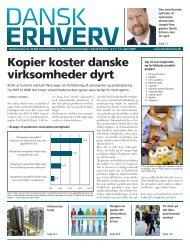 Kopier koster danske virksomheder dyrt - Dansk Erhverv