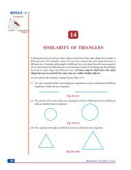 Chapter 14. Similarity of Triangles