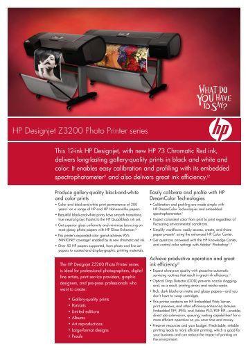 Hp Designjet Z3200 Service manual pdf