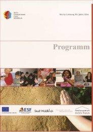 Programm Mehrgenerationenhaus Rotes Haus ... - Stadt Waldkirch