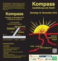 Kompass - Stadt Wolgast