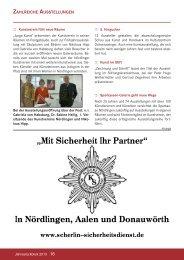 Jahresrückblick 2013 Teil2 - Stadt Nördlingen