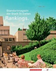 Standortmagazin der Stadt St.Gallen: Nr. 2
