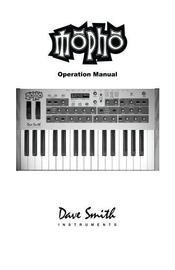 Operation Manual - Juno Records