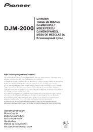 DJM-2000 - Juno Records