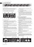 ULTRALINK PRO MX882 - Behringer - Page 6