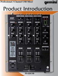 Product Introduction - Juno Records