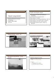 Digital røntgenteknik