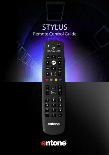 Stylus Remote - Entone Technologies