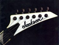 Jackson 1989 Catalog - Jackson® Guitars