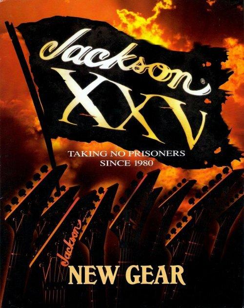 PDF catalog - Jackson® Guitars