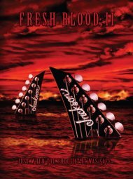 Fresh blood ii - Jackson® Guitars