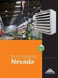 Electro heating units - Stavoklima.cz