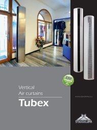 Vertical Air curtains - Stavoklima.cz