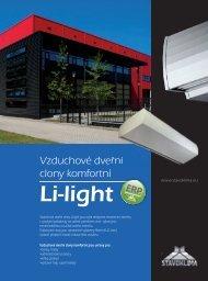 Katalog Li light - Stavoklima.cz