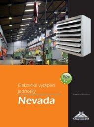Katalog Nevada E - Stavoklima.cz