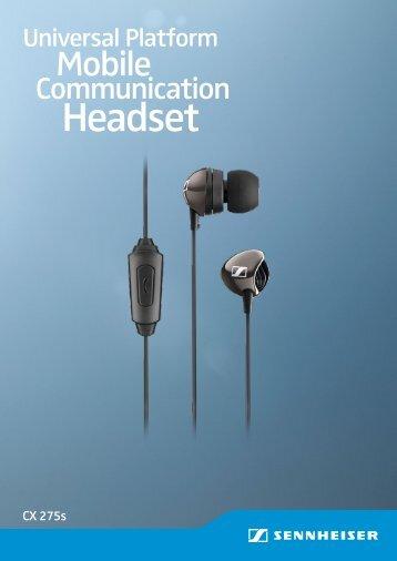 Headset - Aplauz