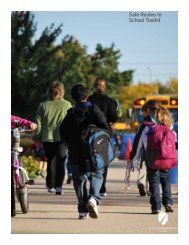 Safe Routes to School Toolkit.pdf - Active Transportation Policy