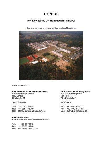 Gebäudeblätter Dabel.cdr - GKU Standortentwicklung GmbH