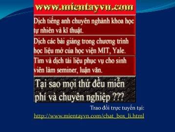 nhiệt độ - Mientayvn.com
