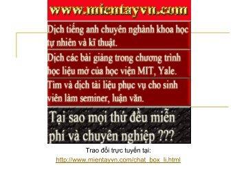 Chế độ 2, Phát tốc độ - Mientayvn.com