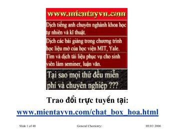 Liên kết ion - Mientayvn.com