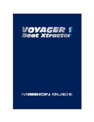 redsound voyager 1 ownersmanual.pdf - bleeps and peeps