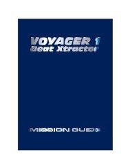 redsound voyager 1 ownersmanual.pdf - bleeps and peeps