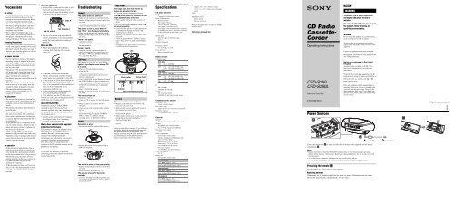 CD Radio CassetteE Corder - Appliances Online