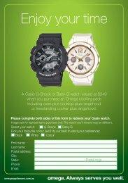 Enjoy your time - Appliances Online