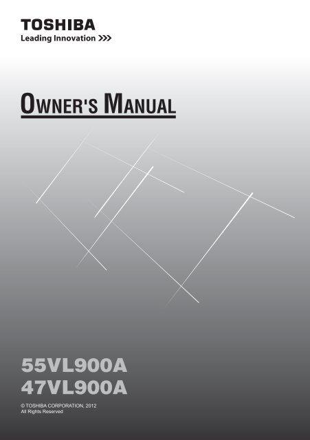 toshiba manual download