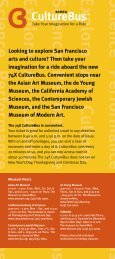 Looking to explore San Francisco arts and culture? - California ...