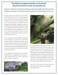 Annual Report 2004–2005 - California Academy of Sciences - Page 3