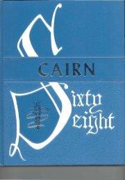 Cairn 1968 - College of Saint Joseph