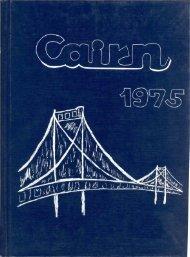 Cairn 1975 - College of Saint Joseph