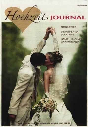Hochzeitstage Magazine