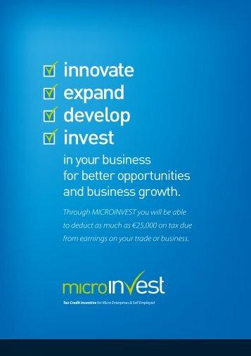 innovate expand develop invest - Malta Enterprise