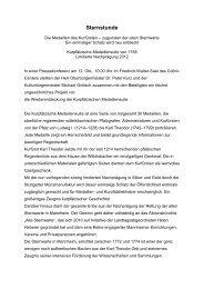 Zur Pressemitteilung - Stadtarchiv Mannheim