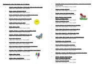 Buchwunsch-Liste für Kinder ab 13 Jahren: - stadt.bibliothek.bergheim