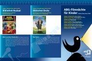 ABG-Filmnächte - GGG Stadtbibliothek Basel