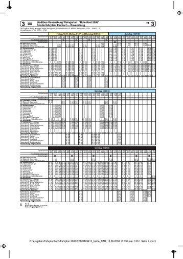 D:/ausgaben/Fahrplanbuch/Fahrplan 2008/STD/KB ... - Stadtbus