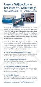 20 Jahre Geißbockbahn - stadtbus Ravensburg Weingarten GmbH - Page 2