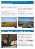 Frühzeitige Öffentlichkeitsbeteiligung zum Bebauungsplan 7-71 am ... - Seite 2