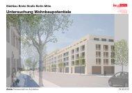 Städtebau Breite Straße Berlin-Mitte