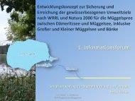 Gewässerentwicklungskonzept Müggelsee - Senatsverwaltung für ...