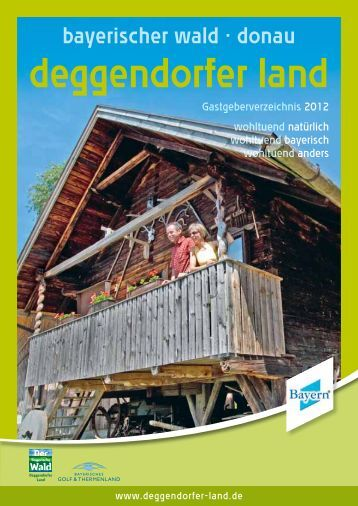 bayerischer wald · donau - Deggendorf