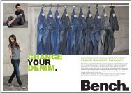 CHANGE YOUR DENIM. - Stadtgalerie Passau