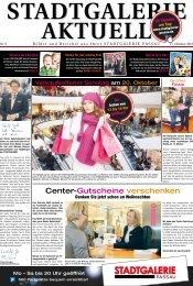 Center Zeitung - Stadtgalerie Passau