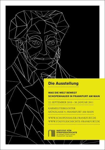 flyer_schopenhauer.pdf - Institut für Stadtgeschichte