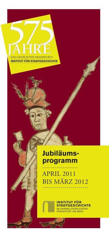 pdf-Datei - Institut für Stadtgeschichte